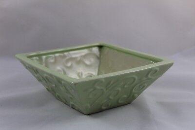 Bowl Plato Hondo Cuadrado Porcelana Vintage Decoracion. Nuove Varietà Sono Introdotte Una Dopo L'Altra
