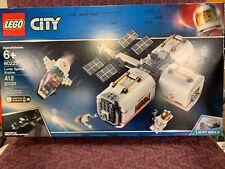 LEGO City Lunar Space Station Building Toy Set 412pcs 60227