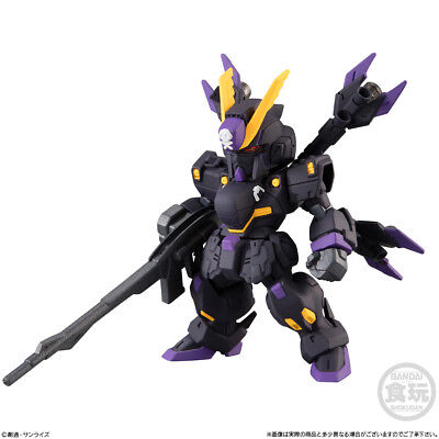 FW GUNDAM CONVERGE #13 No.195 XM-X2 ex Crossbone Gundam X-2 Custom Figure BANDAI