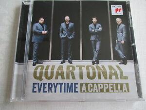 Everytime-von-Quartonal-2017-CD-Neuwertig