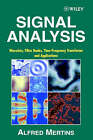 Signal Analysis: Wavelets, Filter Banks, Time-frequency Transforms and Applications by Alfred Mertins (Hardback, 1999)
