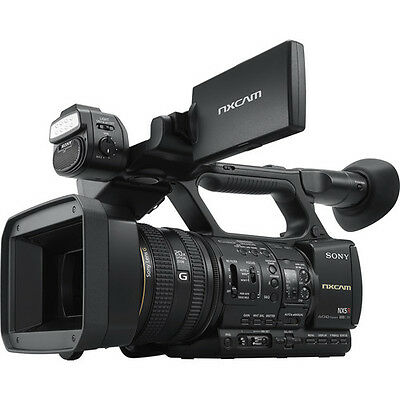 Sony HXR-NX5R NXCAM Professional Camcorder with Built-In LED Light!! BRAND NEW!!