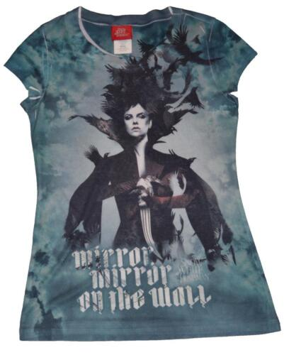 LAST 2 Junior Size Sublimation Snow White and the Huntsman Mirror Mirror 2 SIDED