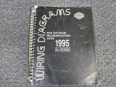 1995 Harley Davidson Dyna Glide Wide Super Electrical ...