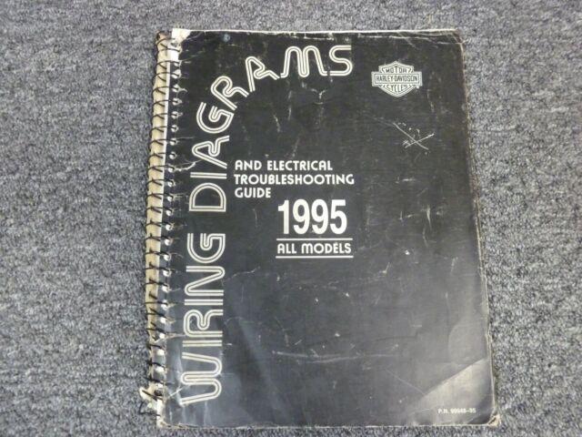 1995 Harley Davidson Dyna Glide Wide Super Electrical
