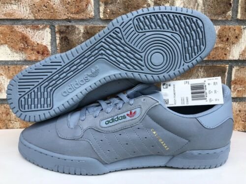 a73ead61117d6 8 of 12 Men s Adidas Originals Yeezy Powerphase Calabasas Grey Leather Size  13 CG6422