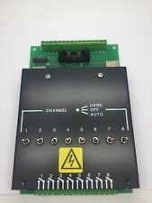 Satchwell Invensys BAS3357 8 Channel Command Relay Interface Module