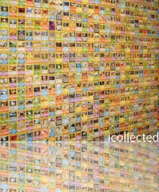 100 Bulk Pokemon Cards | ~*NO DUPS  WOW!*~