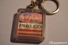 Porte-clés VISIOMATIC : TELEVISION - RADIO PHILCO