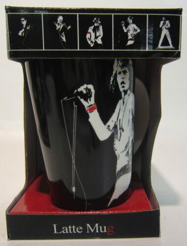 vente * Lp98314-Personnage Nouveauté tasse latte noir-Mick Jagger /& ELVIS PRESLEY
