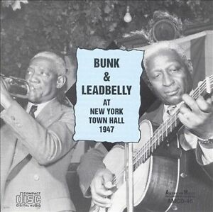 New-York-Town-Hall-1947-by-Leadbelly-Bunk-Johnson-CD-1983