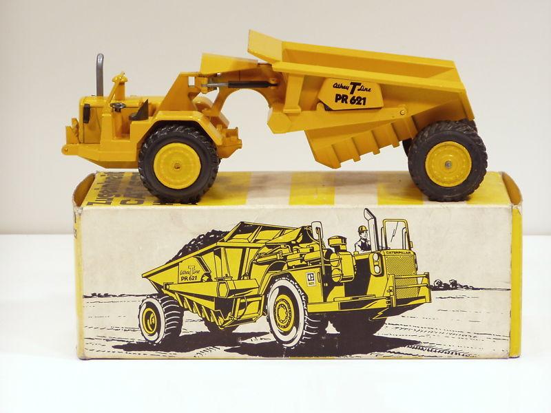 Caterpillar 621 athey Dump Truck - -Nzg