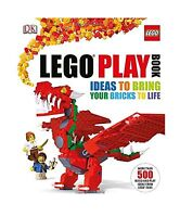 Lego Play Book: Ideas To Bring Your Bricks To Life Free Shipping