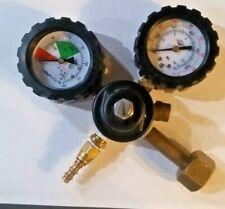 Tap Rite 3740 Carbon Dioxide Regulator 3000 Max Pressure With Dual Taprite Guages