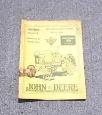 (97-007) John Deere Advertising History 1914-1949