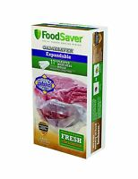 Foodsaver Expandable Vacuum Bag Rolls Free Shipping