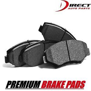 BRAKE PADS Complete Set Front  MD972 Disc Brake Pad Front Semi-Metallic Pad