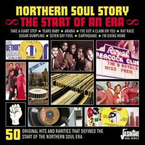Various-Artists-Northen-Soul-Story-The-Start-of-and-Era-50-Original-Hits