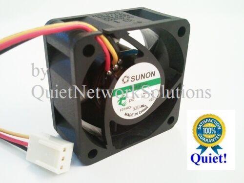 Quiet version Cisco 2811 Router Fan#3 ACS-2811-FAN-3= Satisfaction Guaranteed