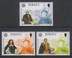 Jersey-1992-Europa-Columbus-Discovery-Set-MNH-Sg-584-6