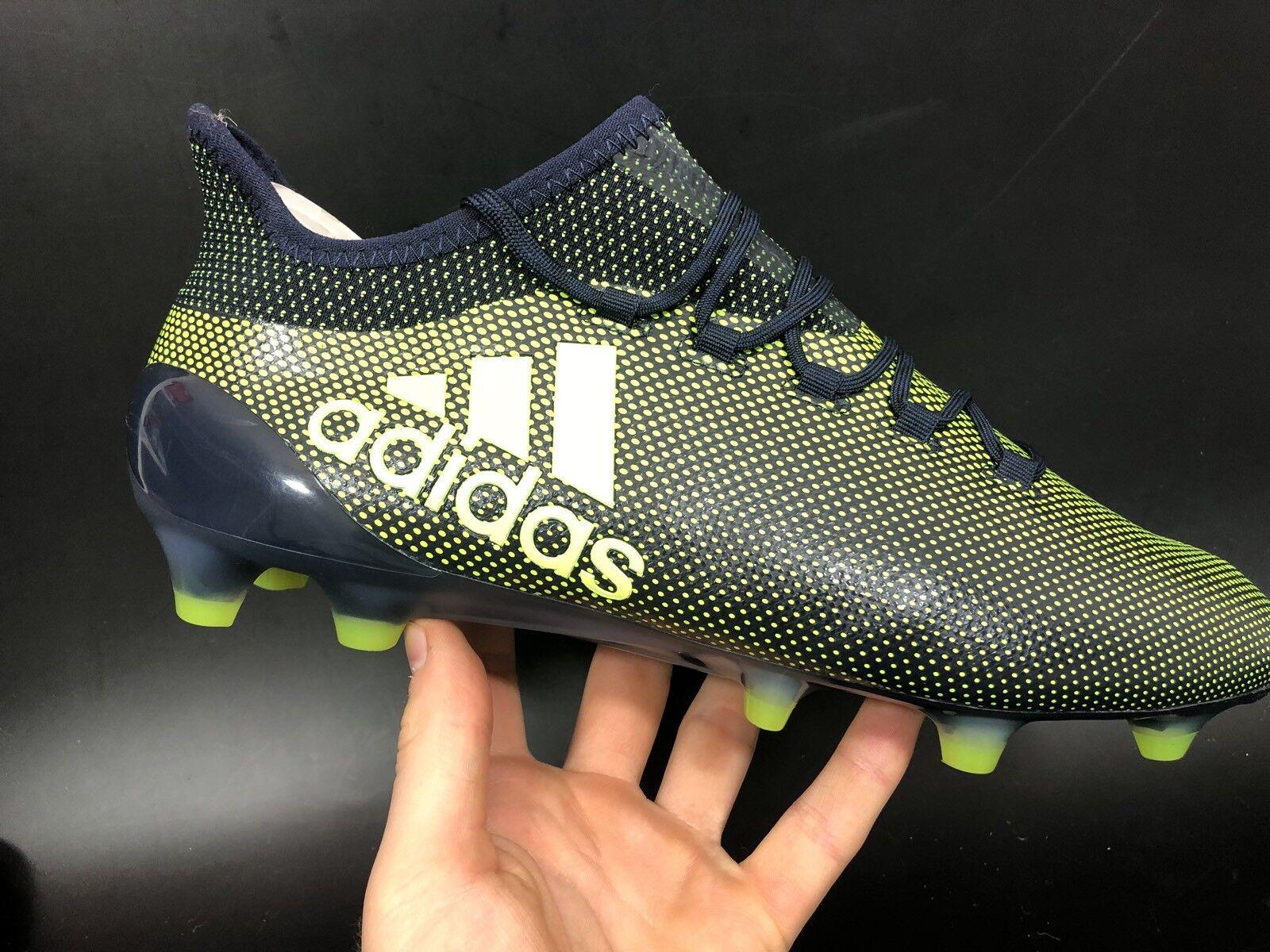 Adidas X 17.1 Terreno Firme botas Talla8.5 US9 CG3664