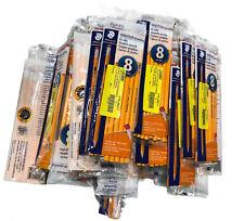 Staedtler Essentials Pre Sharpened Hb 2graphite Pencils Lot Of 36 Packs Of 8
