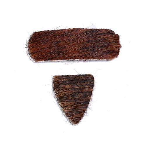 1set combo Leder Pfeilauflage Traditional Recurve Bow Langbogen Pfeilauflage  Fw