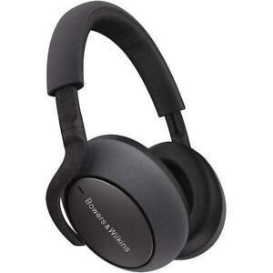 Bowers & Wilkins PX7 Inalámbrico Active Noise Canceling Headphones-Gris espacial