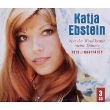 """KATJA EBSTEIN """"HITS & RARITÄTEN"""" 3 CD NEUWARE"""