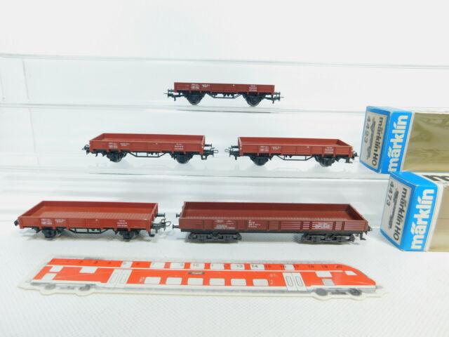 Märklin H0 Beer Truck Refrigerator Wagon//Freight Car Weldebraeu 1:87 Item