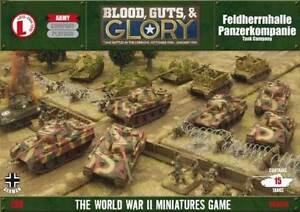 Sang, tripes, et gloire - Feldherrnalle Panzerkompanie Geab10