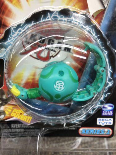 Bakugan Battle Brawlers Green Ventus Centipoid Booster Pack Series 1~ 2007.