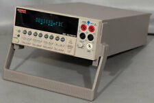 Keithley 2000 6 12 Digit Multimeter Dmm Meter With2001 Tcscan 9 Ch Scanner Card