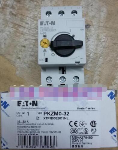 NEUF EATON PKZM 0-32 le moteur Commutateur livraison gratuite