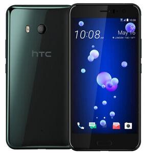 Original-HTC-U11-Android-SmartPhone-DEBLOQUE-TOUT-OPERATEUR-5-5-034-16MP-64GB-Noir