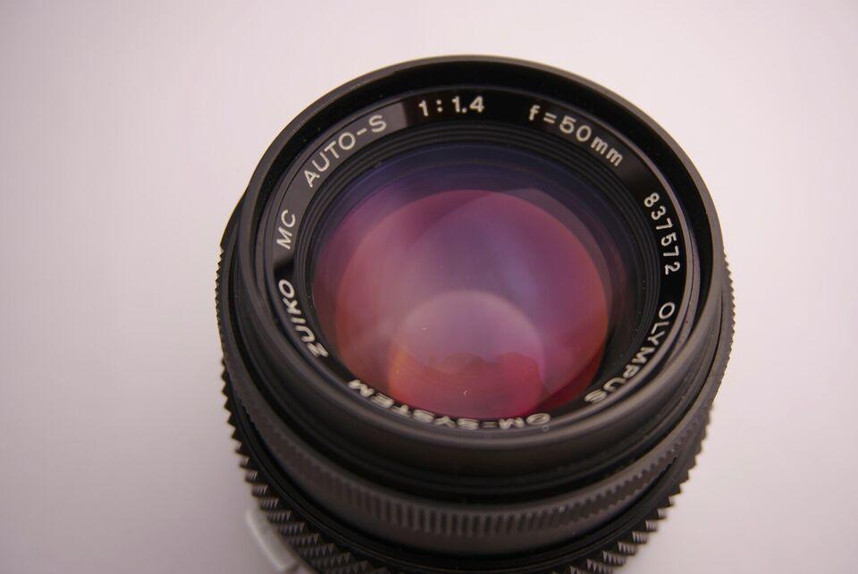 50mm, Olympus, f1,4
