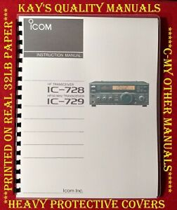 Highest Quality ~ ICOM IC-9700 Advance Instruction Manual