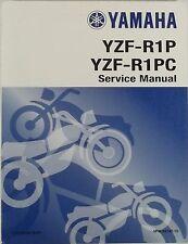 Yamaha service manual 2002 YZF-R1