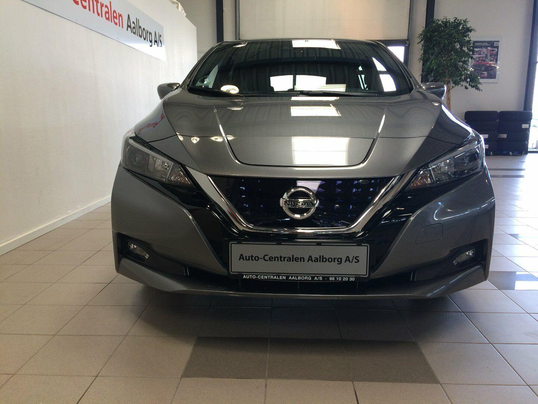 Nissan Leaf  Acenta 5d - 214.900 kr.