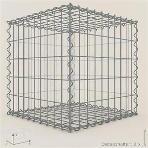 Steinkorb 100 x 50 x 40 cm GABIONE Gabionen Maschenweite 10 x 10 cm