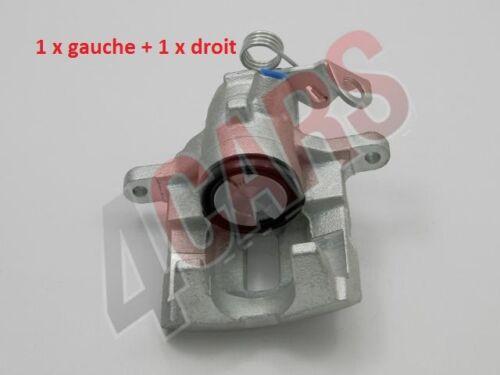 OFFRE SPECIAL 2x etrier de frein ARRIERE droit gauche RENAULT TRAFIC II 01-13