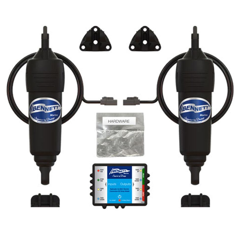 Bennett hidráulico para Perno Kit de conversión eléctrico