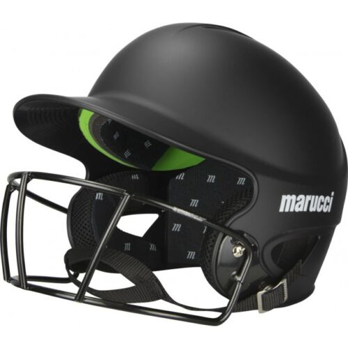 Marucci Fastpitch Softball Batting Helmet W// Face Mask MBHSB