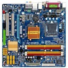 Gigabyte GA-EQ45M-S2 Mainboard SATA-2 VGA Sound GBit Lan 4x DDR2-800 ohne Blende