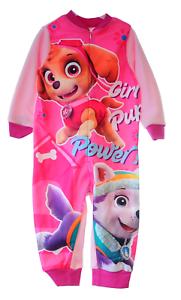 1f3a77079d Das Bild wird geladen Pyjama-Paw-Patrol-NEU-Kinder-Schlafanzug-Overall- Strampler-