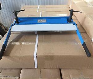 165148 Sheet Metal Manual Folding Machine 450mm Hand Brake Folder 5060524760007