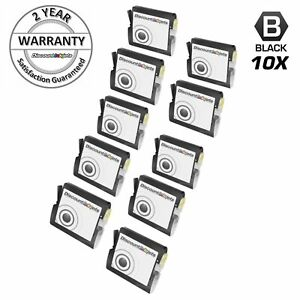 10PK-LC51BK-for-Brother-LC-51-BLACK-Ink-Cartridge-MFC-465-MFC-336-MFC-885-MFC336