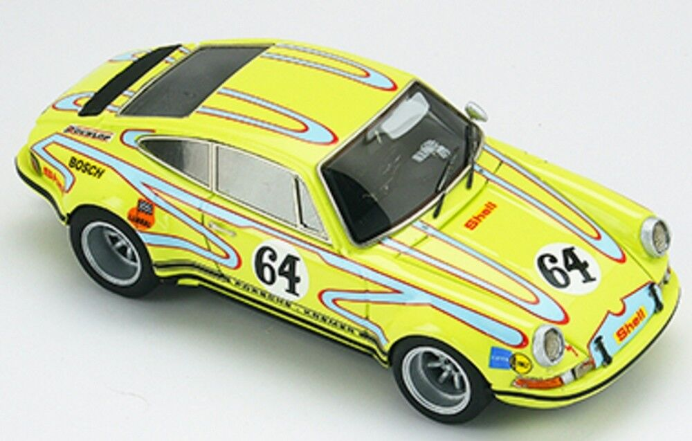 Kit Porsche 911 2.4 S Gr.4 Nurburgring 1971 - arena models kit 1 43