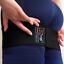 EVO-Fitness-Pro-bande-di-resistenza-Esercizio-Elastici-amp-Expander-Hip-CERCHIO-glutei miniatura 2