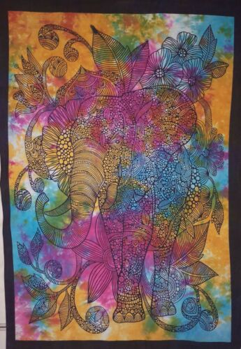 Home Decor Indian Mandala Small Poster Dorm Art Wall Hanging Throw Tapestry Boho